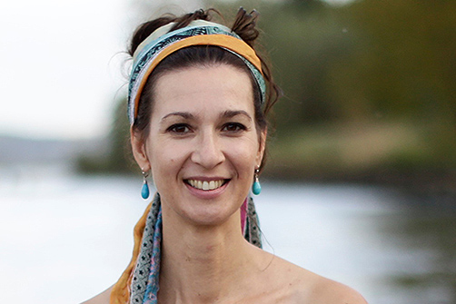 Antje Metz Seniorenyoga Vinyasa Yoga Yogahaus atma nu lad Winterscheid