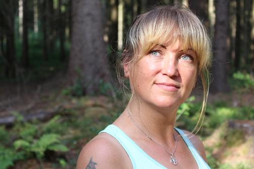 Elena Grass Hatha Yoga Yogahaus atmā nū lād Winterscheid